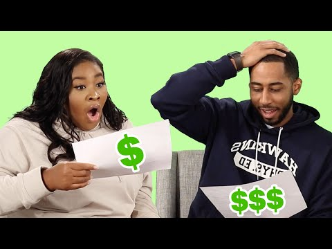 Men And Women Compare Their Money Spending Habits