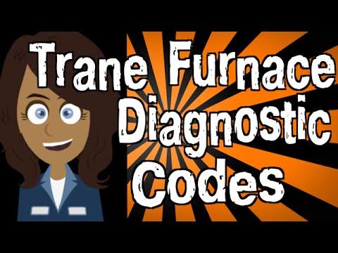 Trane Furnace Diagnostic Codes