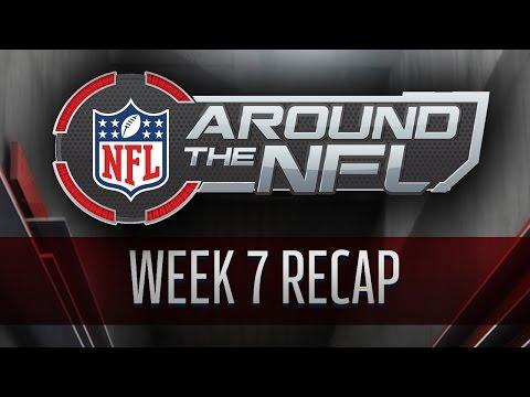 Brady & Newton lead teams to 6-0 (Week 7 recap) | Around the NFL