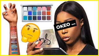 A NOI DUE GERMANOTTA! STUPID LOVE PALETTE HAUS LABS REVIEW + TUTORIAL ON DARK SKIN (PELLE SCURA)