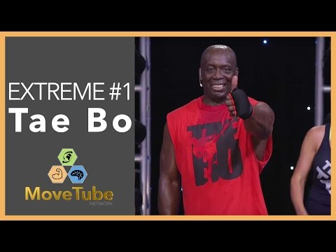 Tae Bo FULL Workout Extreme 1 with Billy Blanks! – 2015