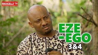 EZE-EGO THE MONEY MAN 3 amp 4 TEASER  YUL EDOCHIE 2019 NOLLYWOOD MOVIES