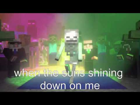 Blessed Be Your Name Minecraft - Vacation Bible School 2015