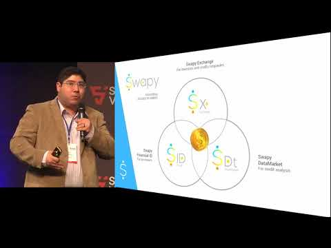 Swapy Network Pitch on ICO Summit