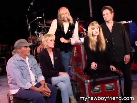 Fleetwood Mac - THE DANCE Rehearsal Interview + Performances Part 2/4
