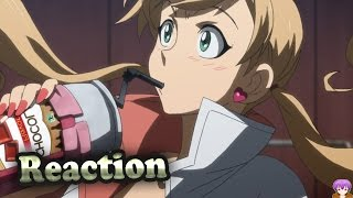 Reaction - Mobile Suit Gundam: Iron-Blooded Orphans Episode 9 機動戦士ガンダム 鉄血のオルフェンズ