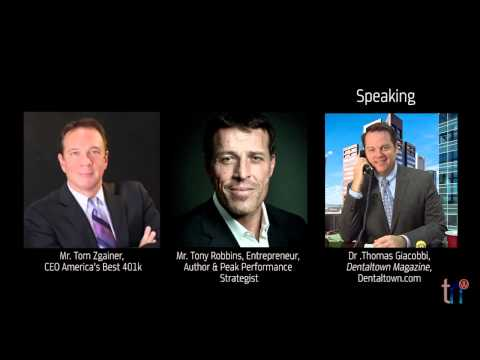 Tony Robbins & The High Cost of Investing