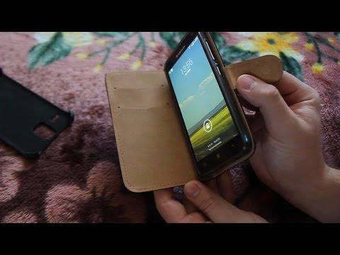 Автоматическое отключение\включение экрана смартфона с флип-кейсом