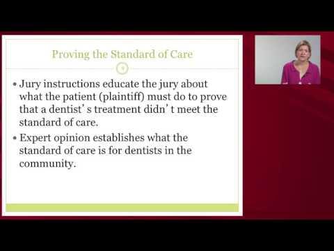 Session 3: Elements of Dental Malpractice (v2)