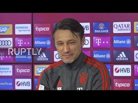 Germany: Bayern trio 'disappointed' after being axed from national team – Manager Kovac