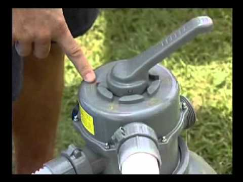Bestway Sand Filter Set-up Video