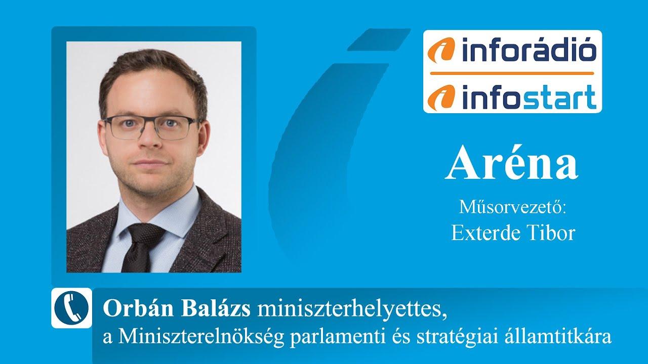 InfoRádió - Aréna - Orbán Balázs - 2. rész - 2020.05.06 ...