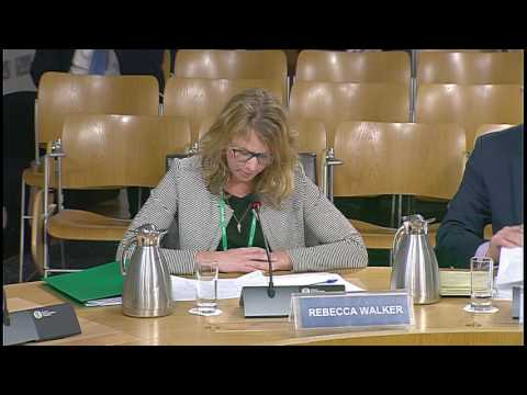 Environment, Climate Change and Land Reform Committee - Scottish Parliament: 20 June 2017