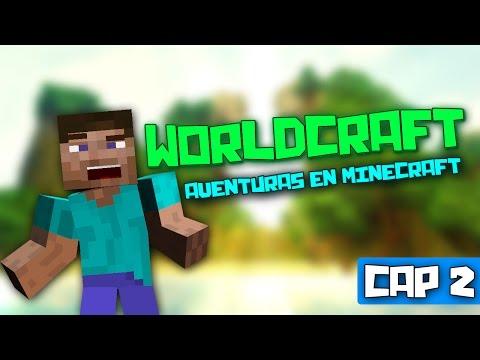WorldCraft || ¡Un dia muy raro! | Cap 2 (Minecraft-Serie de Mods)