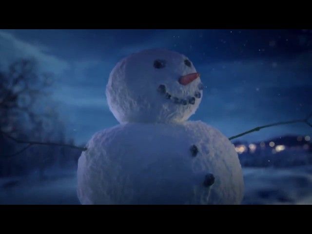 Aldi Christmas Advert ft  Kevin The Carrot 2017