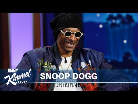 Snoop Dogg on Hero Kobe Bryant, Marijuana in Sports & Milk Crate Challenge
