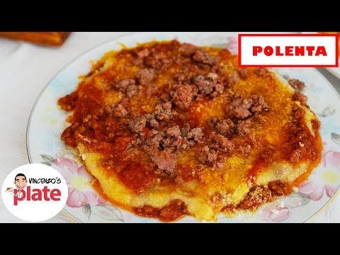 ITALIAN GRANDMA MAKES POLENTA | How to Make Polenta | Italian Polenta Recipe