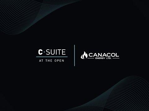 多伦多证券交易所,Canacol能源公司,首席执行官