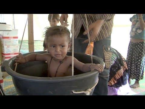 Mauritania: Nourishing the children of M'bera refugee camp