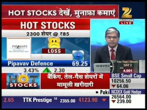 Expert advice on Pipavav Defence shares : Hotstock