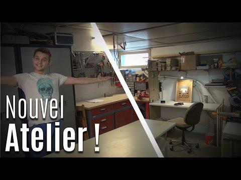Renouvellement  De Mon Atelier !