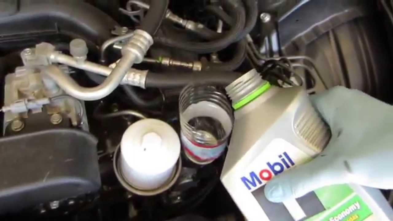 Diy How To Change Oil On Subaru Brz Scion Frs Youtube