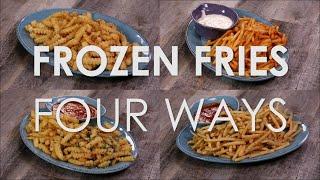 Frozen Fries 4 Ways thumbnail