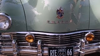 1948 Frazer Manhattan Four Door Sedan Grn LakeMirrorB102113
