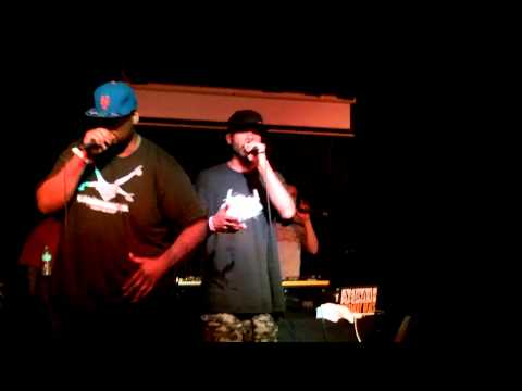 Cannibal OX - Straight Off the D.I.C. - Live 2013 Tampa Bay, FL mp3