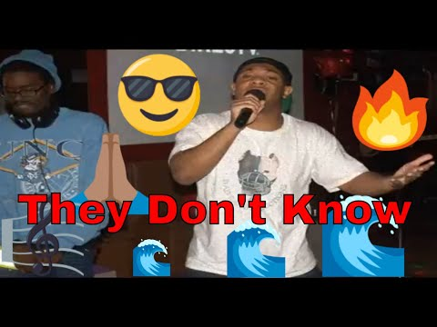Rico Love They Don't know cover