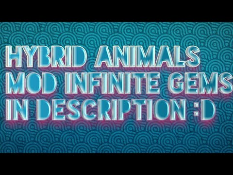Hybrid animals mod apk (infinite gems)