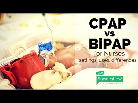 BiPAP Vs CPAP An Overview Of Non Invasive Respiratory