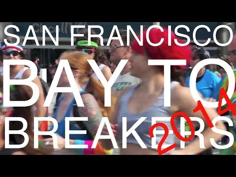 San Francisco Bay To Breakers 2014