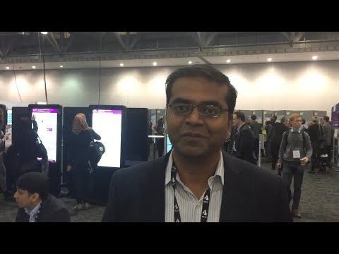NCRI 2017: Dr Anguraj Sadanandam on colorectal cancer research in 2018