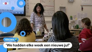 Nog steeds een groot tekort aan leraren