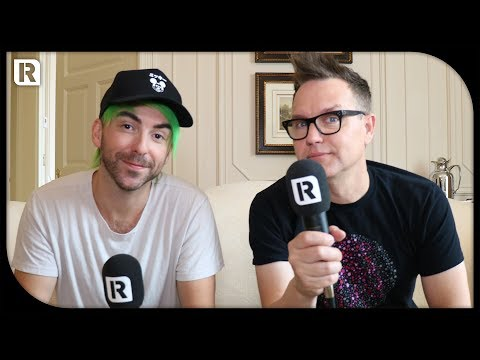 Mark Hoppus & Alex Gaskarth Discuss Simple Creatures, Blink 182, & All Time Low