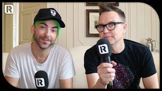 Simple Creatures: Mark Hoppus & Alex Gaskarth On 'Strange Love' EP, Plus Blink-182 & All Time Low