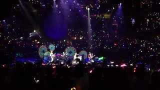 Paradise by Coldplay at Verizon Center in Washington D.C. on July 9, 2012