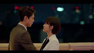 All kiss scene drama Encounter, Cha So Hyun and Kim Jin Hyuk