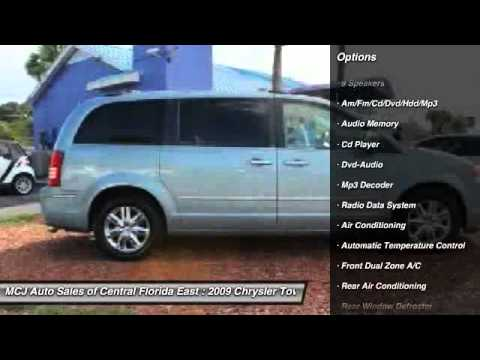 2009 Chrysler Town & Country Limited Orlando FL 32807