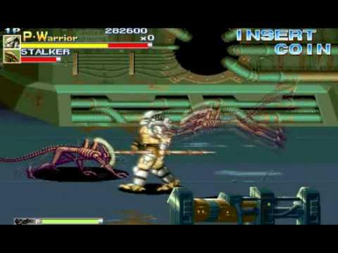 Alien Vs Predator (Arcade) 1/5