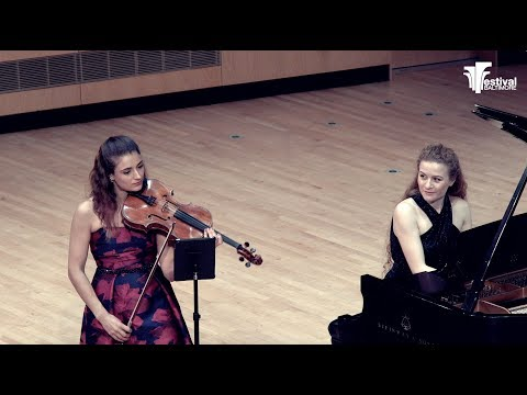 Brahms Sonata for viola and piano No.2, Op.120, №2 Milena Pajaro-van de Stadt, Asiya Korepanova