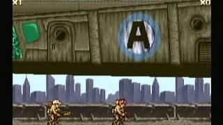 Metal Slug Anthology - Metal Slug 4 (Nintendo Wii) Game Play