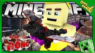 RỒNG LỬA ĐỊA NGỤC CHÀO ĐỜI (Minecraft Bí Kíp Luyện Rồng #9)