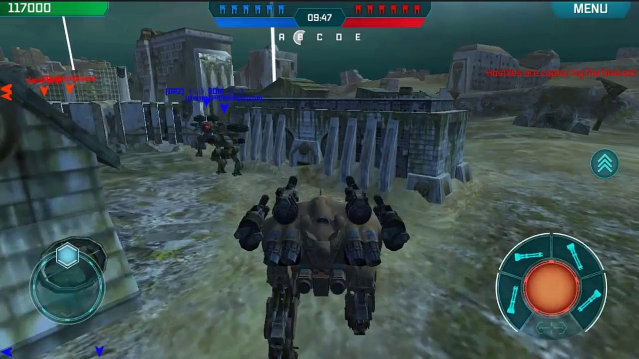 War Robots | Griffin Punisher - YouTube