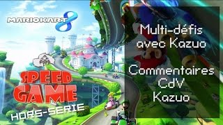 Speed Game Hors-Série : Mario Kart 8
