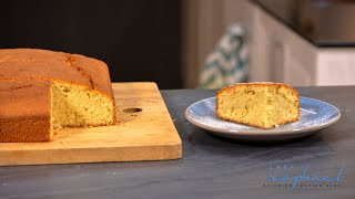 Simple but Delicious Vanilla Cake That you can Make For Selling