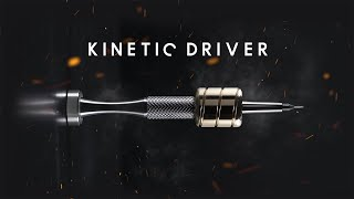 The First Kinetic Driver | GIACO