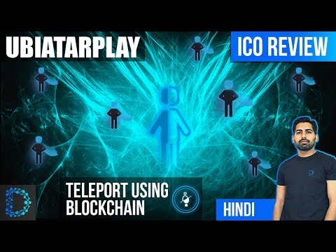 ICO Review - UbiatarPlay (UAC) - Connecting People With Cryp