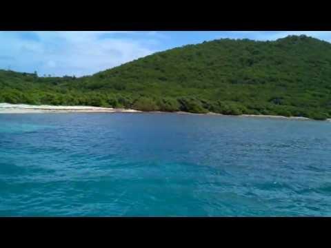 St.Thomas and St.John beautiful ocean